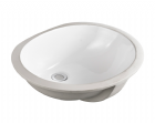 Aqua Ceramics Tigan Undermounted Basin MG-536